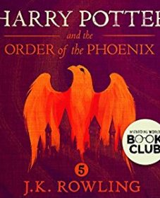 Harry Potter and the Order of the Phoenix Jim Dale Online Audiobook