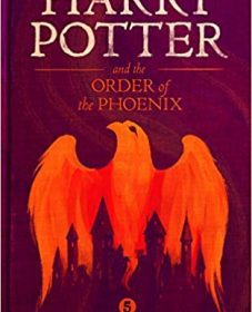 HP and the Order of the Phoenix Audiobook Online
