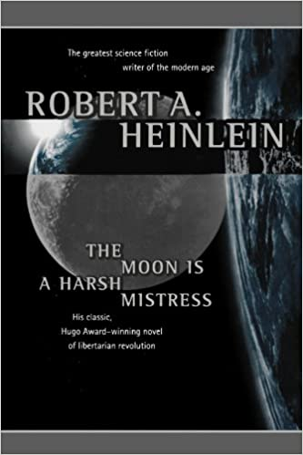 Robert A. Heinlein - The Moon Is a Harsh Mistress Audiobook
