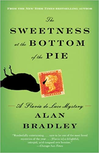 Alan Bradley - The Sweetness at the Bottom of the Pie Audiobook Free