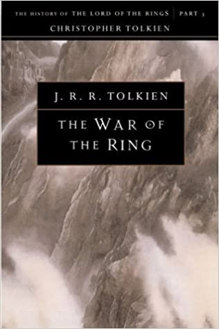 J.R.R. Tolkien - The War of the Ring Audiobook Free