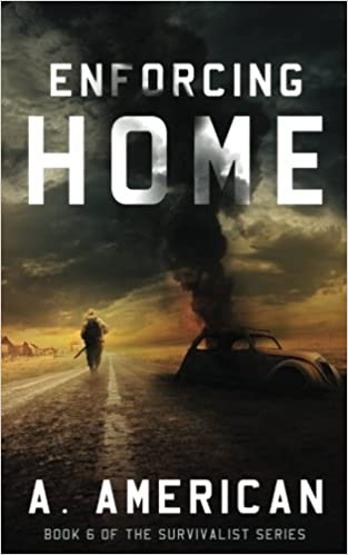 A American - Enforcing Home Audiobook Free Online