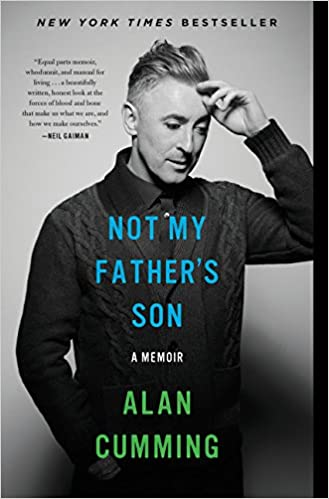 Alan Cumming - Not My Father's Son Audiobook Free Online