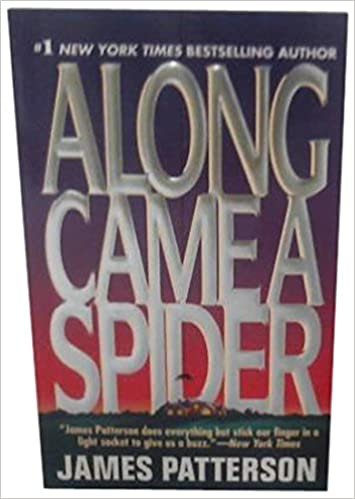 James Patterson - Along Came A Spider Audiobook