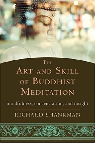 Richard Shankman - The Art and Skill of Buddhist Meditation Audiobook