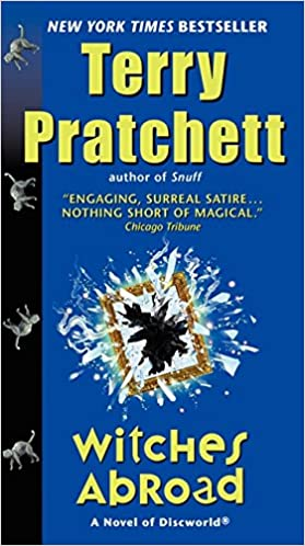 Terry Pratchett - Witches Abroad Audiobook Free Online