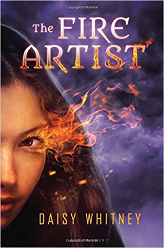 Daisy Whitney - The Fire Artist Audiobook Online Free