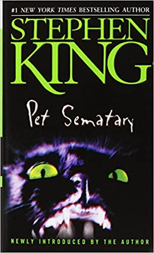 Stephen King - Pet Sematary Audiobook Free Online
