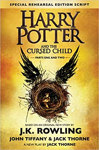 JK Rowling - Harry Potter And The Cursed Child Audiobook Free Online