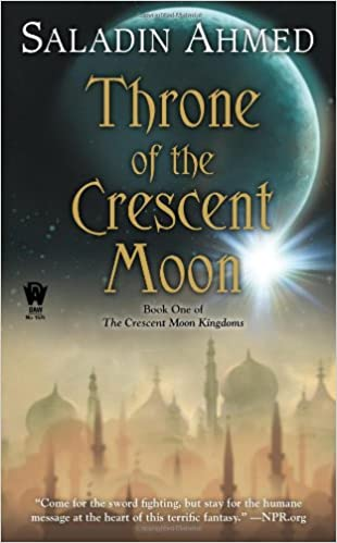 Saladin Ahmed - Throne of the Crescent Moon Audiobook Free