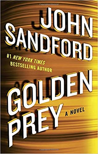 John Sandford - Golden Prey Audiobook