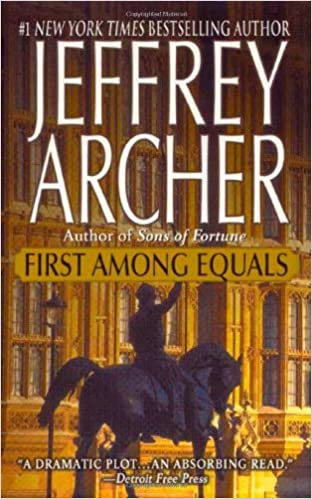 Jeffrey Archer - First Among Equals Audiobook Free Online