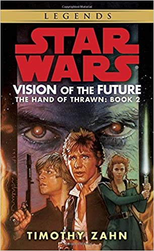 Timothy Zahn Vision of the Future Audiobook Free