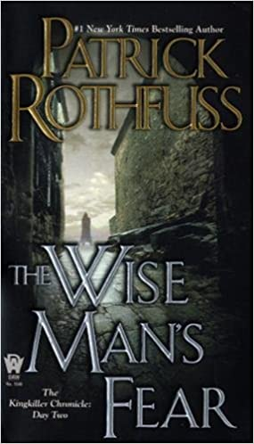 Patrick Rothfuss - The Wise Man's Fear Audiobook Free