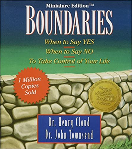 Dr. Henry Cloud, Dr. John Townsend - Boundaries Audiobook Free