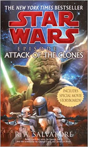 Star Wars - Attack Of The Clones Audiobook Free Online