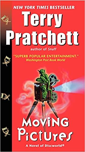 Terry Pratchett - Moving Pictures Audiobook Free Online
