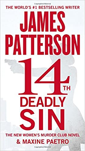 James Patterson, Maxine Paetro - 14th Deadly Sin Audiobook