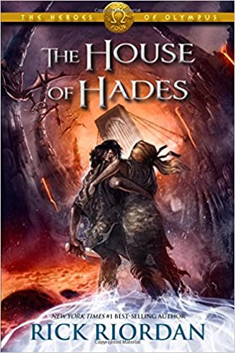 Rick Riordan - The House of Hades Audiobook Free Online