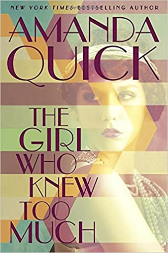 Amanda Quick - The Girl Who Knew Too Much Audiobook Free Online