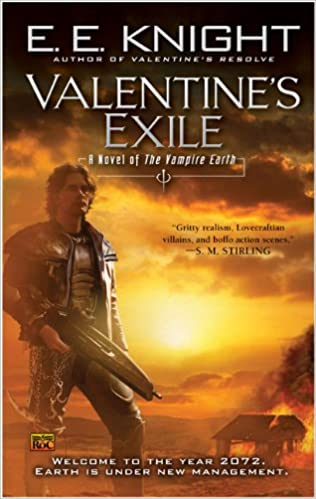 The Vampire Earth - Valentines Exile Audiobook Free Online