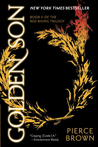 Golden Son (The Red Rising Trilogy, Book 2) by [Brown, Pierce]
