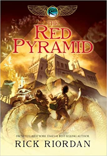 Rick Riordan - The Red Pyramid Audiobook Free Online
