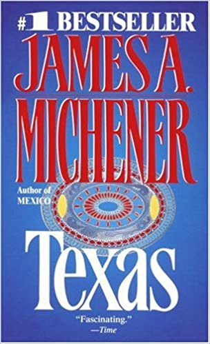 James A. Michener - Texas Audiobook Free