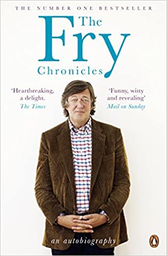 Stephen Fry - The Fry Chronicles Audiobook