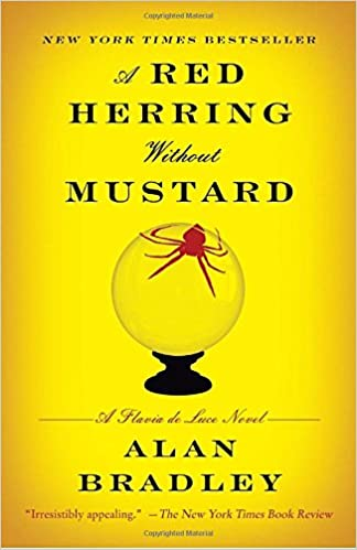 Alan Bradley - A Red Herring Without Mustard Audiobook Free
