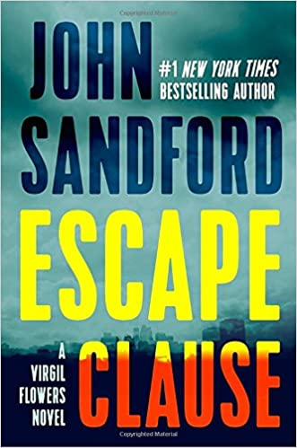 John Sandford - Escape Clause Audiobook Free Online