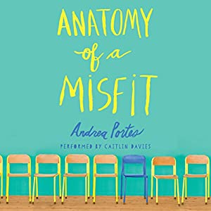 Andrea Portes - Anatomy of a Misfit Audiobook Online Free