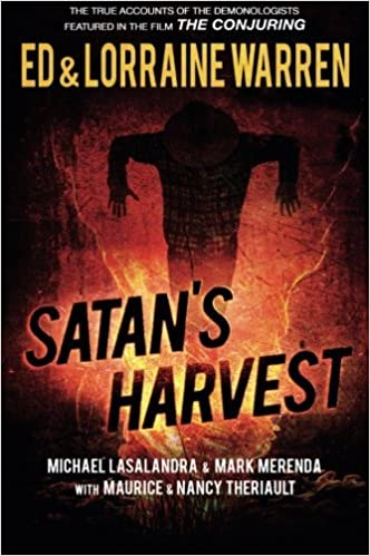 Ed Warren - Satan's Harvest Audiobook