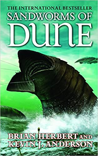 Brian Herbert, Kevin J. Anderson - Sandworms of Dune Audiobook Free
