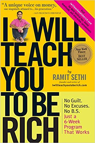 Ramit Sethi - I Will Teach You To Be Rich Audiobook