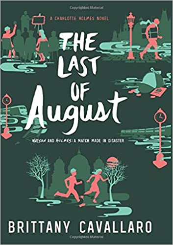 Brittany Cavallaro - The Last of August Audiobook Free Online