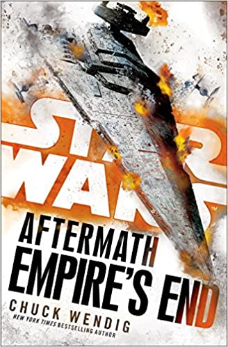 Chuck Wendig - Empire's End Audiobook Free Online