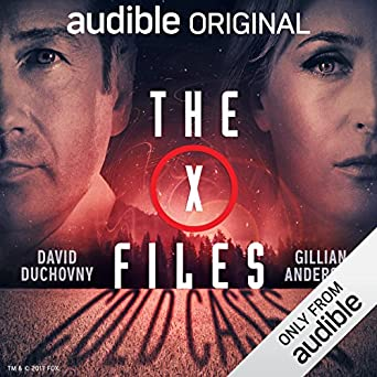 The X-Files: Cold Cases Audio Book Free
