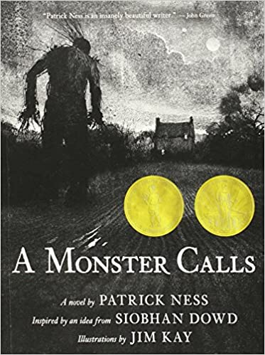 Patrick Ness - A Monster Calls Audiobook Free Online