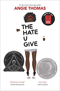 Angie Thomas - The Hate U Give Audiobook Download