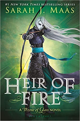 Sarah J. Maas - Heir of Fire Audiobook Download