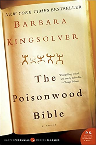 Barbara Kingsolver - The Poisonwood Bible Audiobook Free