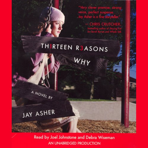 Jay Asher - Thirteen Reasons Why Audiobook Free