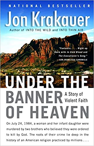 Jon Krakauer - Under the Banner of Heaven Audiobook Free