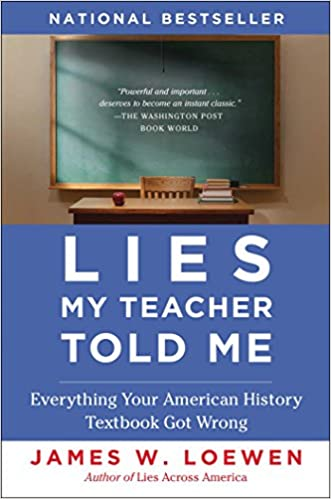 James W. Loewen - Lies My Teacher Told Me Audiobook Download