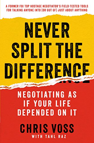 Chris Voss, Tahl Raz - Never Split the Difference Audiobook Free