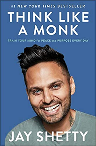 Jay Shetty - Think Like a Monk Audiobook Free