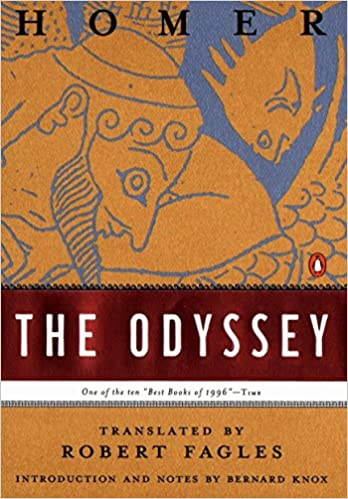 The Odyssey Audio Book Free (Homer)