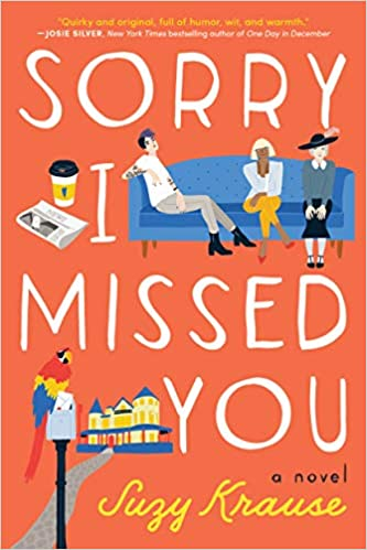 Suzy Krause - Sorry I Missed You Audiobook Free