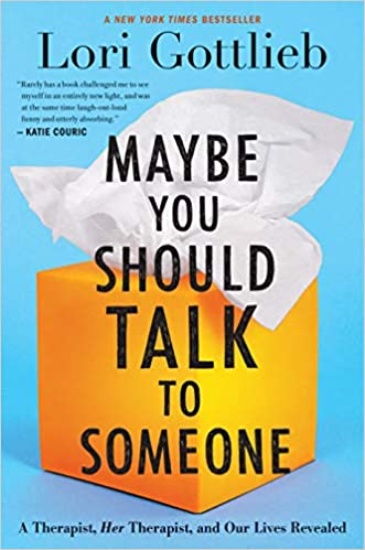 Lori Gottlieb - Maybe You Should Talk to Someone Audiobook Download